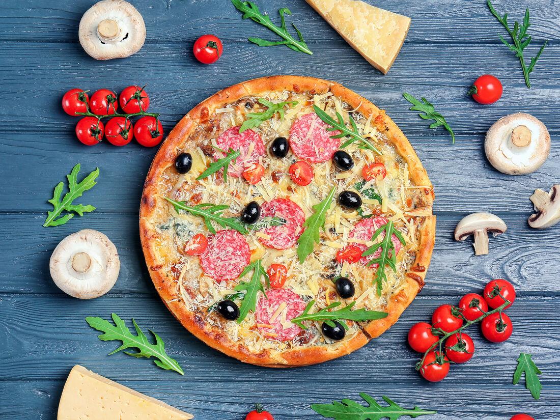 Пиццерия Тутти-Фрутти