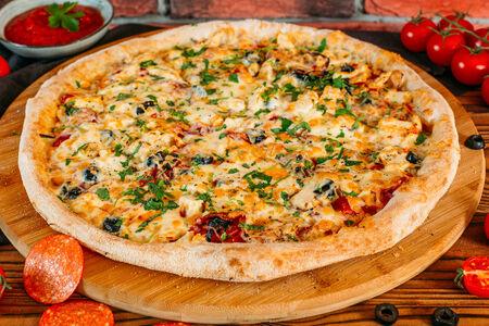 Пицца Мясной микс