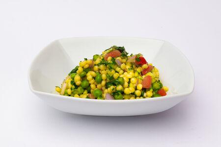 Салат Птитим с овощами