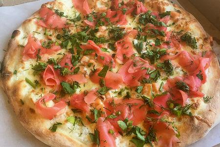 Пицца от Жан-Карло