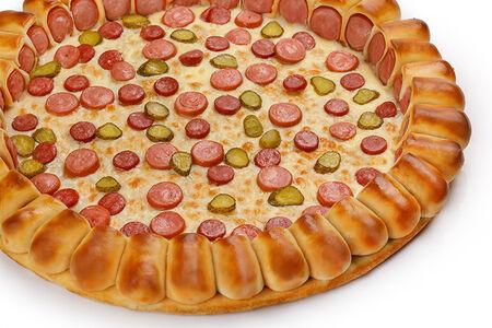 Пицца Лас Вегас на тонком тесте