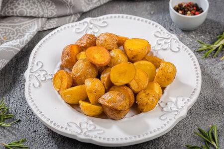 Молодой картофель фри