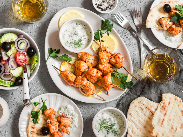 Ресторан Тандыр. Кавказская кухня