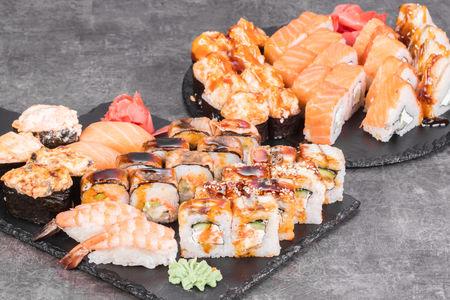 Сет Я люблю суши