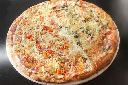 Пицца Микс 2 (Мясное ассорти и Палермо)