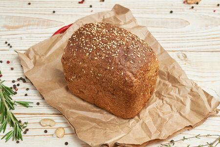 Хлеб ржаной живой на натуральной закваске