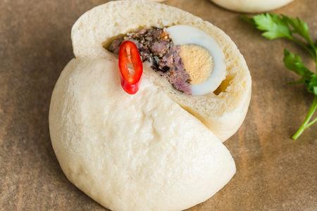 Закуска Бань Бао со свининой
