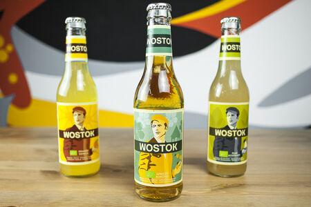 Лимонад Wostok