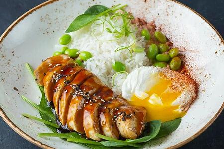 Куриная грудка в азиатском стиле