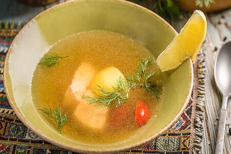Суп Балык шурпа