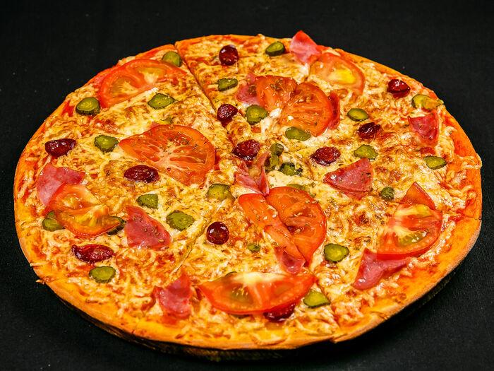Пицца Перченто