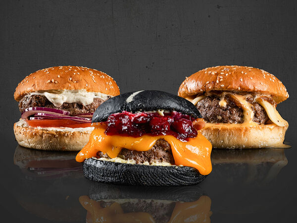 Burger Heroes