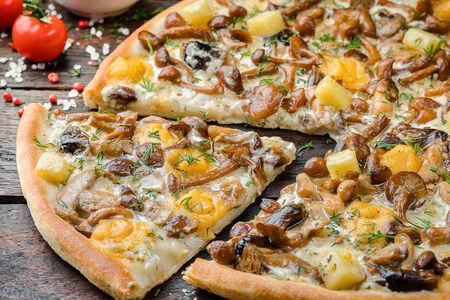 Пицца Грибное ассорти