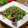 Фото к позиции меню Теплый салат из куриной печени