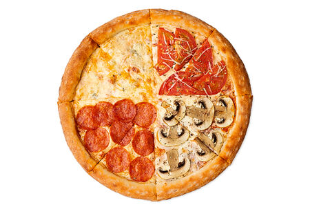 Пицца Четыре сезона