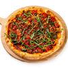 Фото к позиции меню Пицца Руккола Помадоре