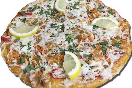 Пицца с Крабовым мясом