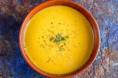 Крем-суп из нута Бессара