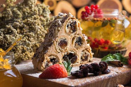 Десерт Избушка