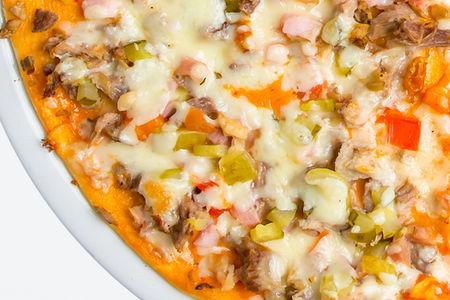 Пицца Мясной карнавал