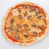 Фото к позиции меню Пицца с шампиньонами