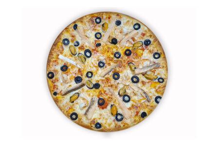 Пицца Морской бум