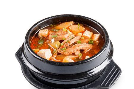Суп Сокоги Камдя Тиге