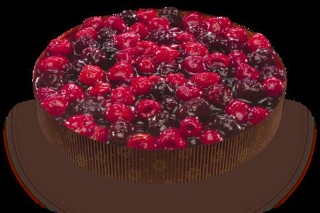 Пирог Ягодная поляна