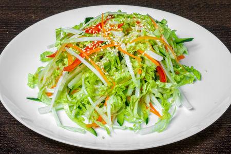 Салат из овощей по-пекински