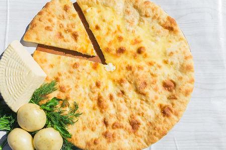 Осетинский пирог с картошкой и сыром (1200 г)