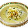 Фото к позиции меню Кукурузный суп