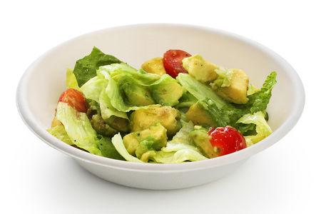 Салат Авокадо с брынзой