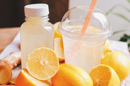 Домашний лимонад