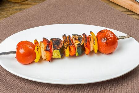 Кабоб Овощной микс