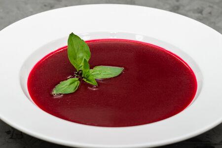 Суп-пюре Вегетарианский