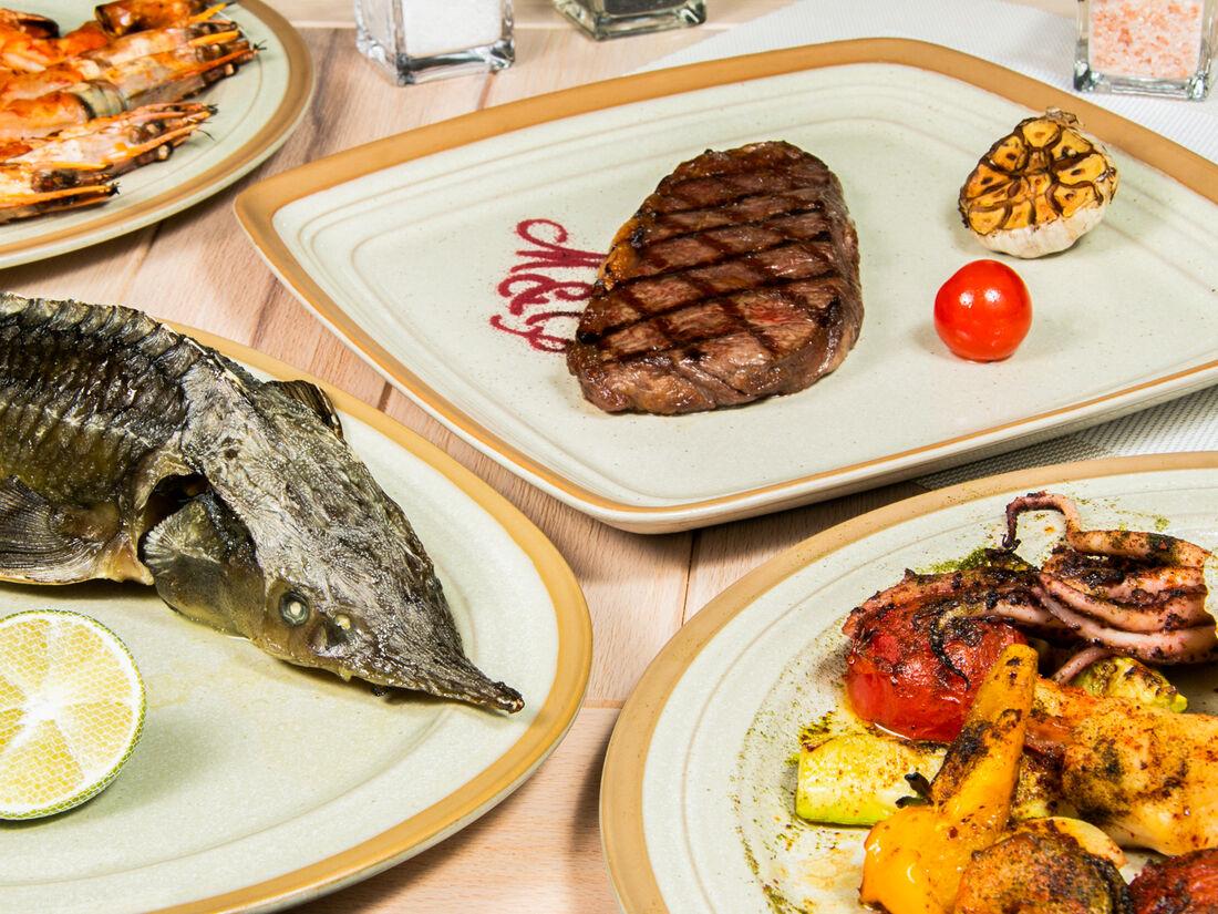 Мясо & Рыба