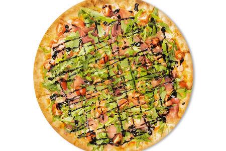 Пицца Прошутто и руккола