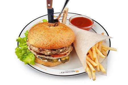 Крафтбургер