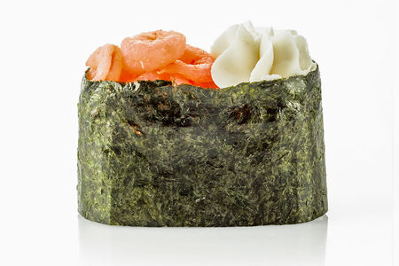 Суши Креветка с сыром филадельфия