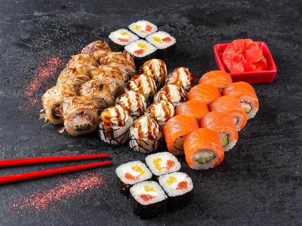 Честные суши