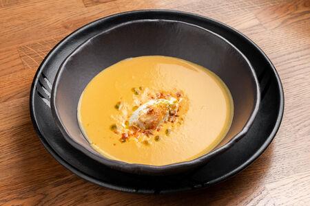 Суп Тыквенный с маскарпоне