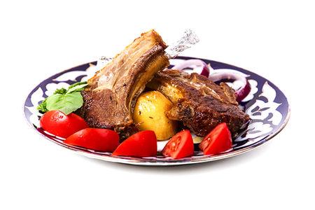 Казан-кебаб из баранины