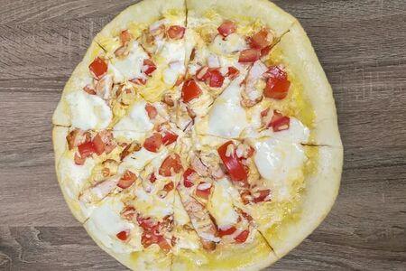 Пицца Сырная курица