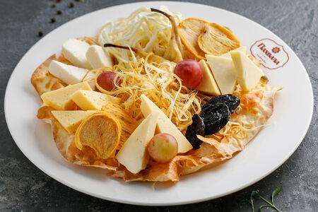 Ассорти горных сыров