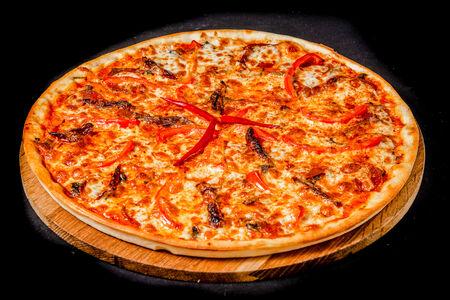 Пицца Дьябло пепперони