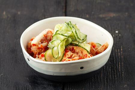 Мини-салат Кимчи