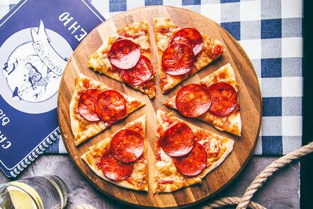 Мини пицца с пепперони