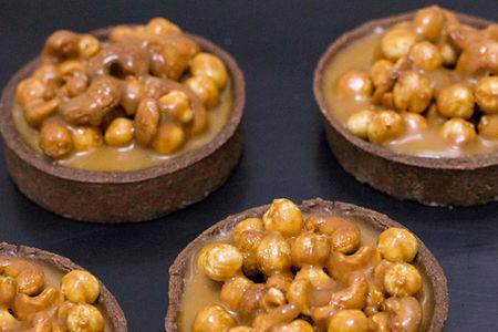 Баркетта карамельно-ореховая