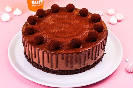 Торт Шоколадный брауни с трюфелем