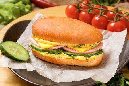 Бутерброд Праздничный